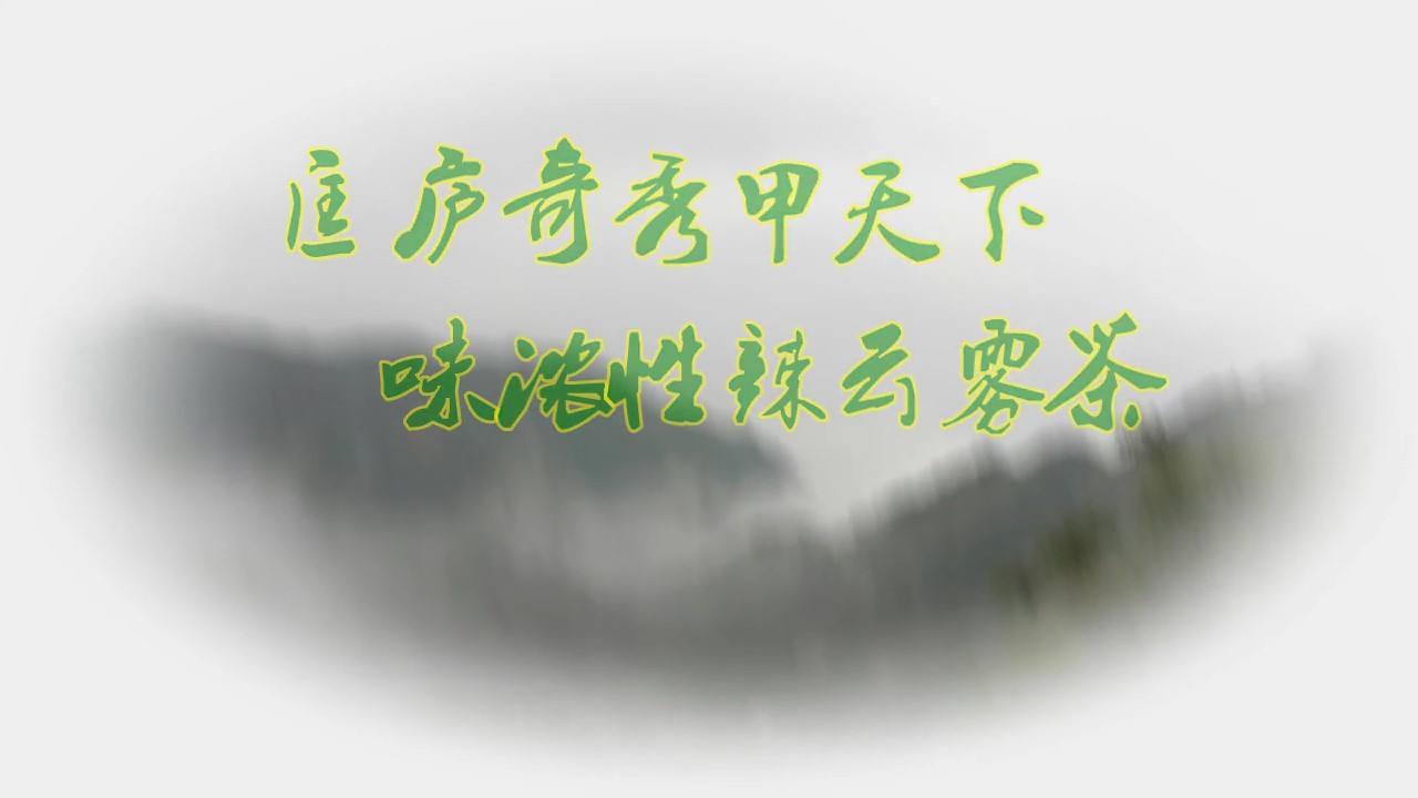 浮生读茶:味浓性辣云雾茶-庐山云雾茶