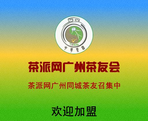 茶派网广州茶友会